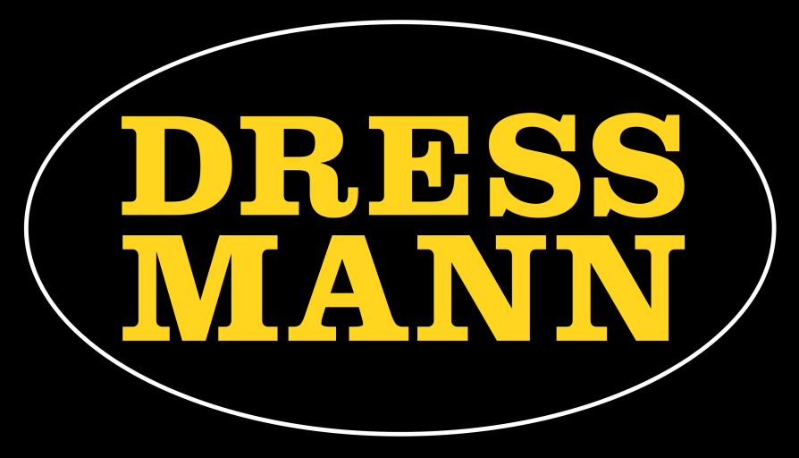 Dress Mann logo